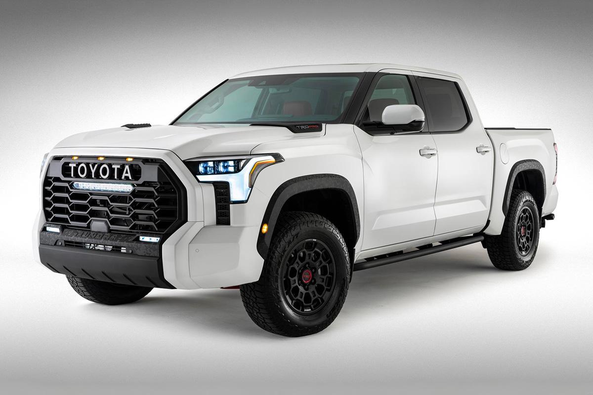 2022 Toyota Tundra: Sneak Peek at werd.com