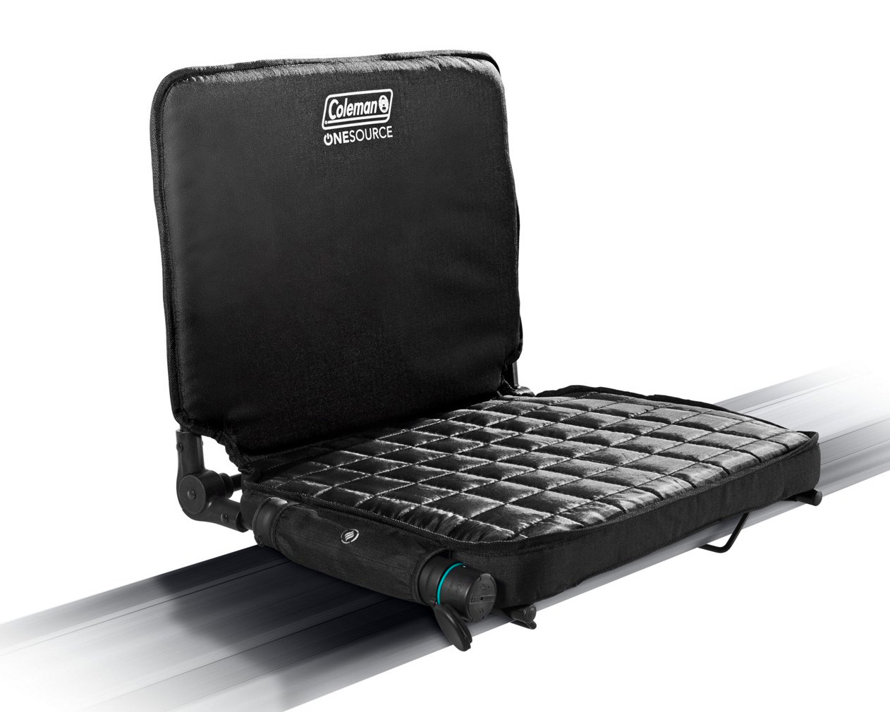 Coleman Brings the Heat for Your Seat at werd.com