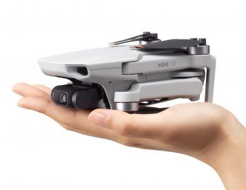 DJI Mini SE Drone Gives You More Freedom to Fly