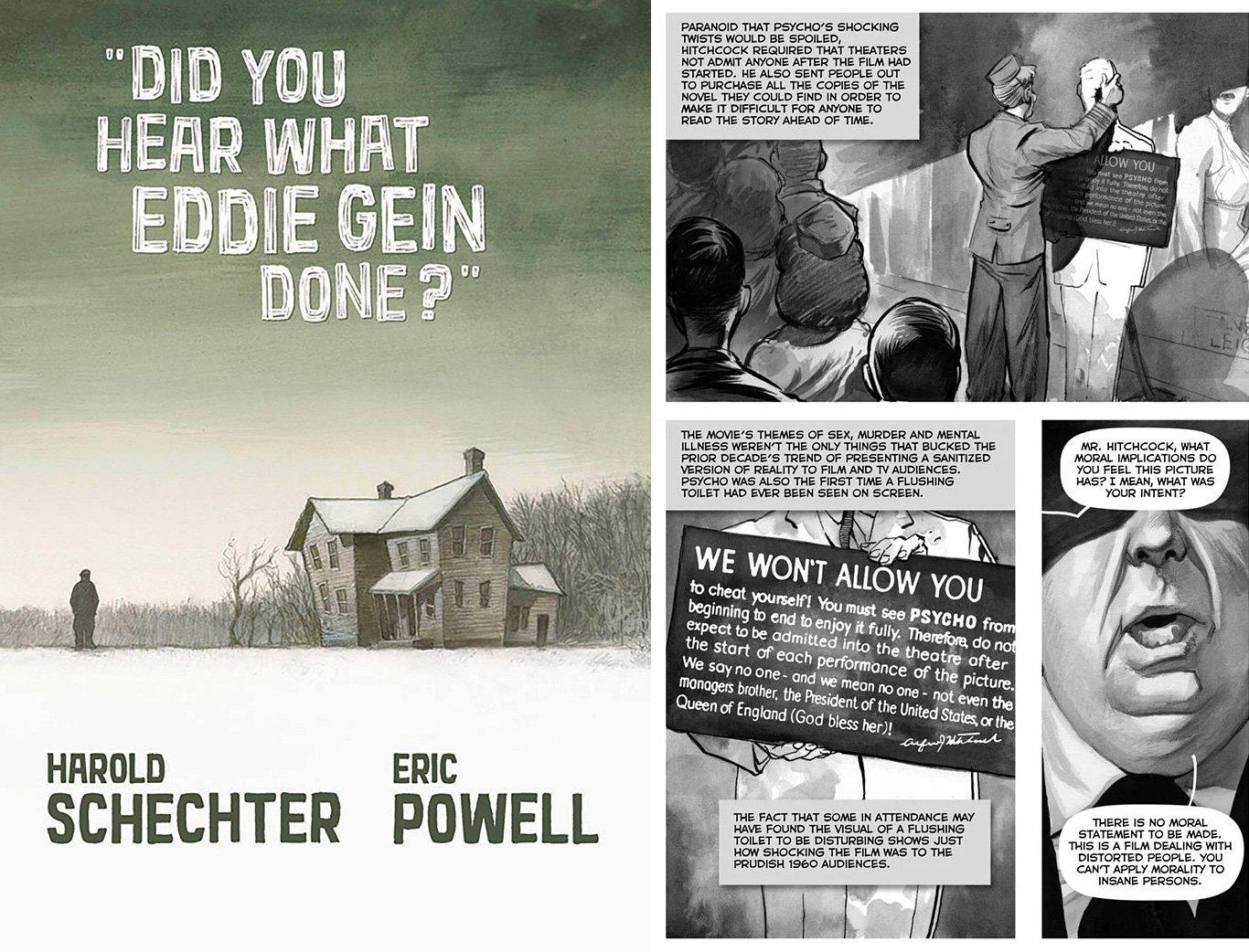 Did You Hear What Eddie Gein Done? at werd.com