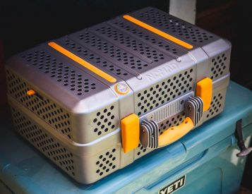 When it Comes to Meat, Nomad's Portable Smoker is All Business