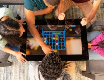 Play Classic Games Like Never Before with the Infinity Game Table