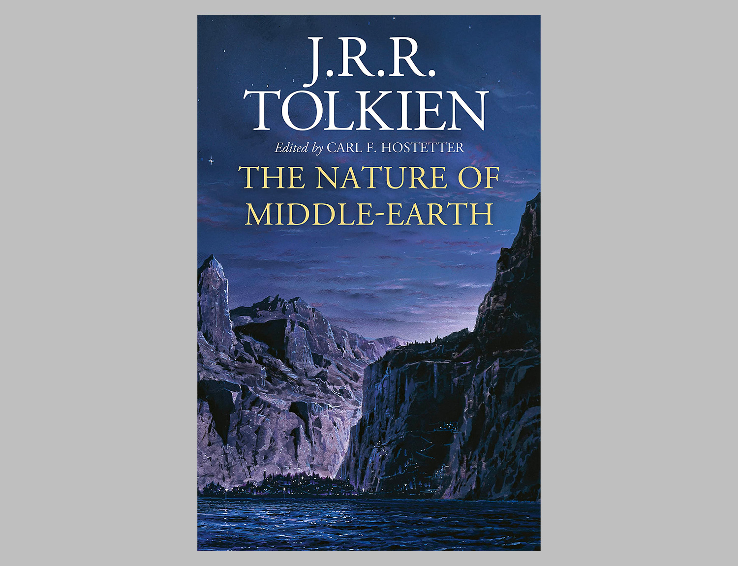 J.R.R. Tolkien's The Nature of Middle-Earth at werd.com