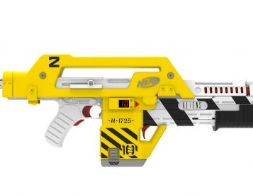 Nerf Honors <i>Aliens</i> with Limited M41-A Pulse Blaster