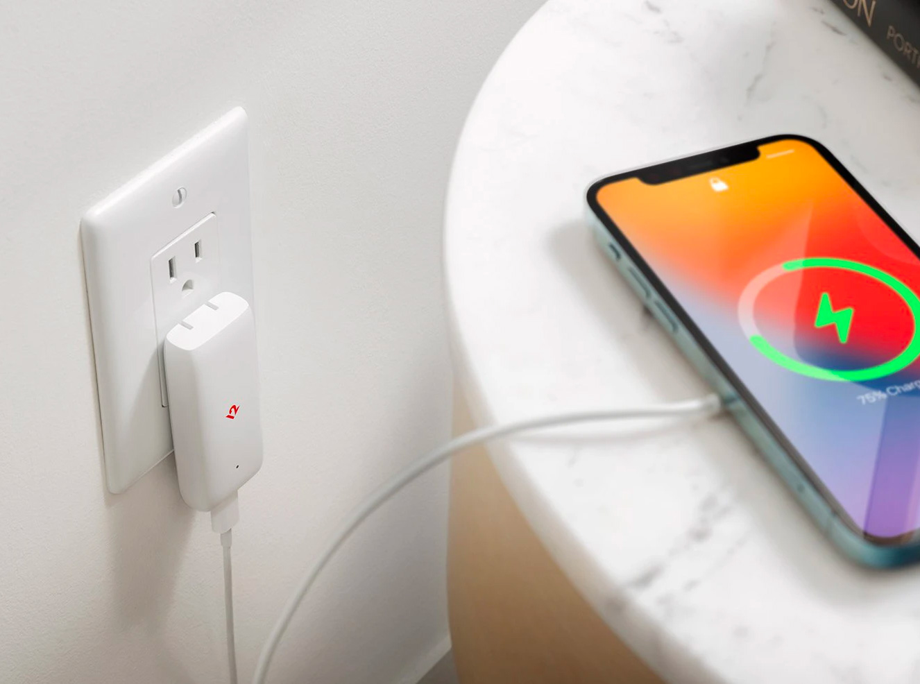 PlugBug Slim is a Space-Saving USB-C Charger at werd.com