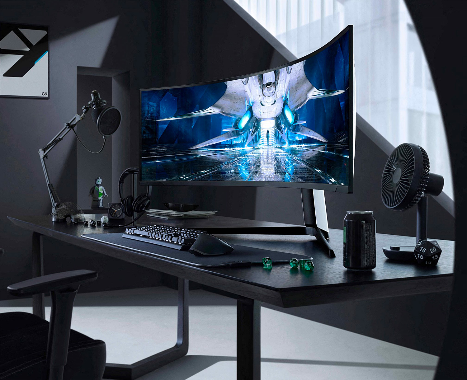 Samsung Introduces Odyssey Neo G9 MiniLED Monitor at werd.com