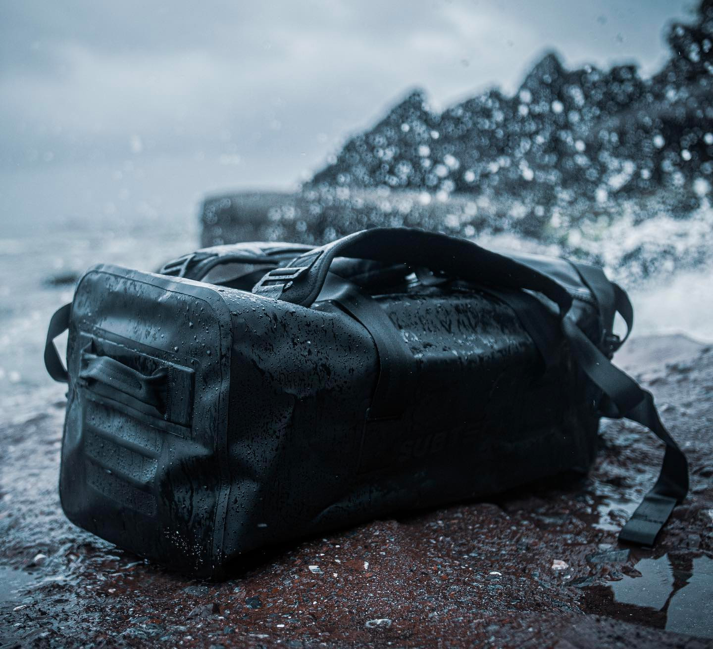 Go a Little Overboard: SubTech Dry Bag Pro 3.0 at werd.com