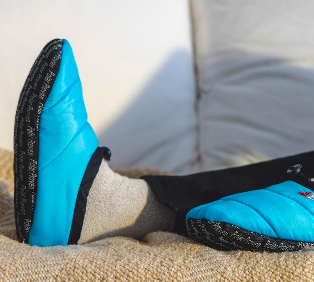 Take Comfort Everywhere in Baffin CUSH Slippers at werd.com