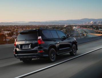Lexus Rolls Out 2022 GX Black Line Special Edition