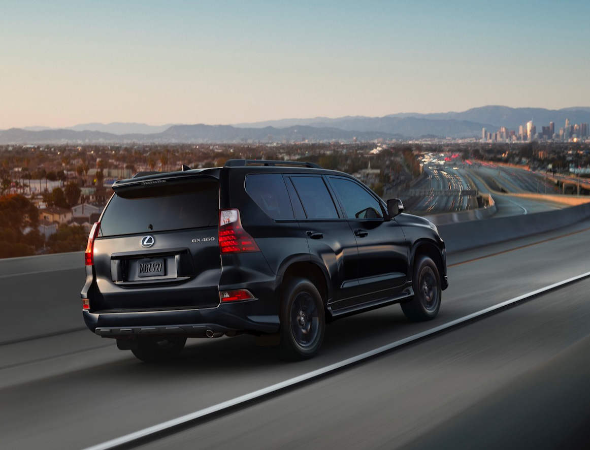 Lexus Rolls Out 2022 GX Black Line Special Edition at werd.com