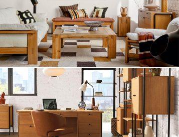 Shinola x Crate & Barrel Home Furnishings Collection