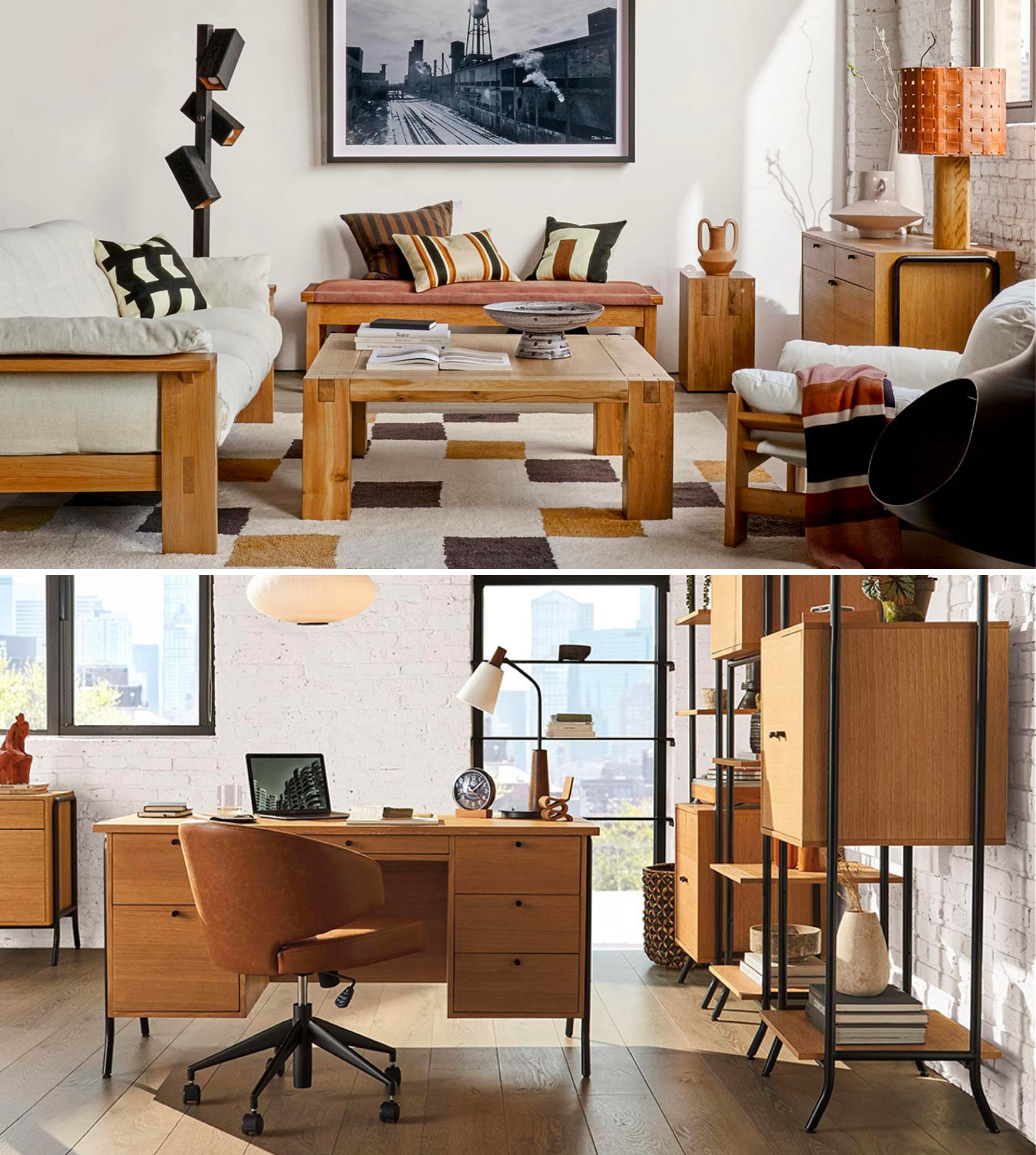Shinola x Crate & Barrel Home Furnishings Collection at werd.com