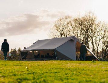 Snow Peak's Living Lodge Makes Base Camp Comfy