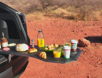 Turn Your Tailgate into a Gathering Place with Tail Table