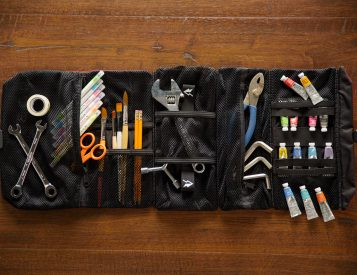 Just Roll Up & Go with this Travel Bag from Tego