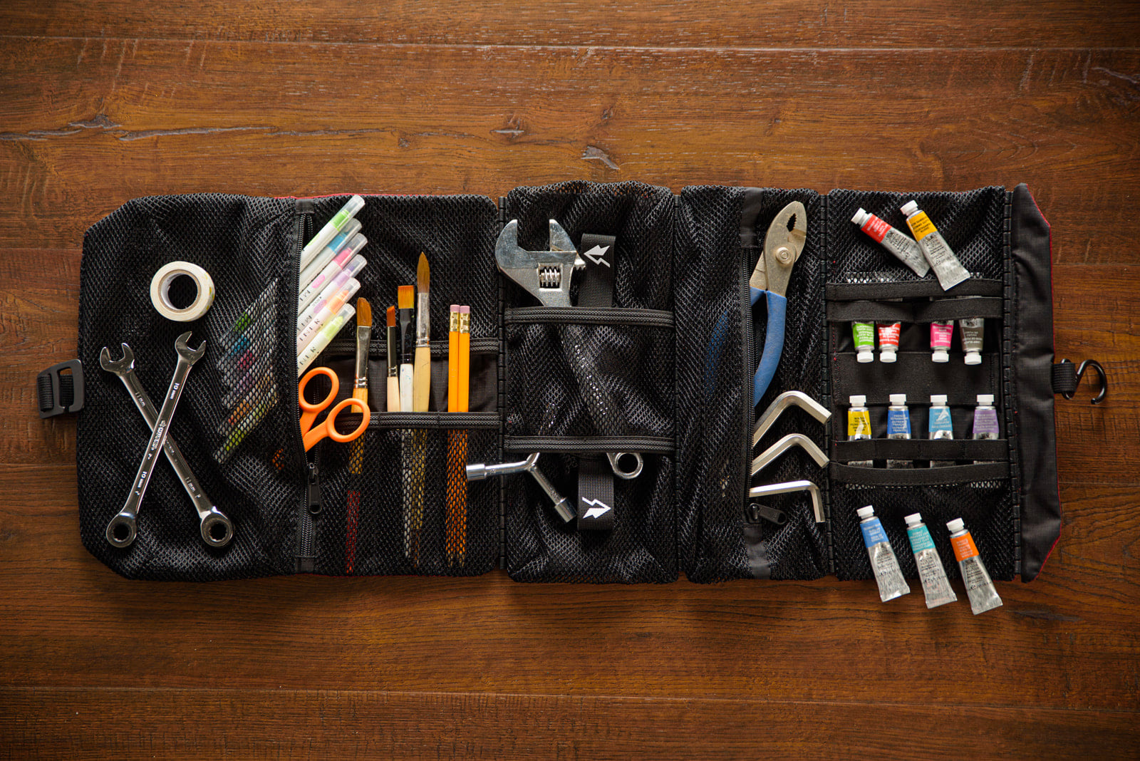 Just Roll Up & Go with this Travel Bag from Tego at werd.com
