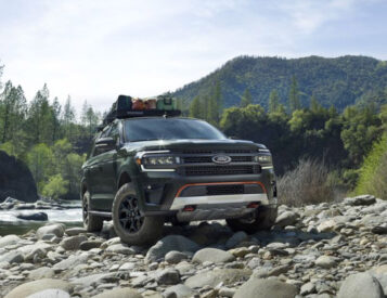 Ford Rolls Out 2022 Expedition Timberline