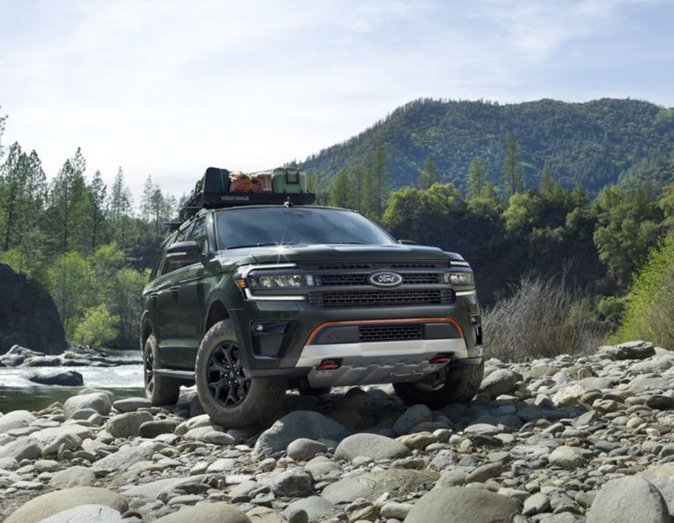 Ford Rolls Out 2022 Expedition Timberline at werd.com