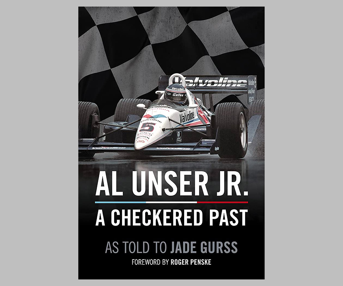 Al Unser Jr: A Checkered Past at werd.com