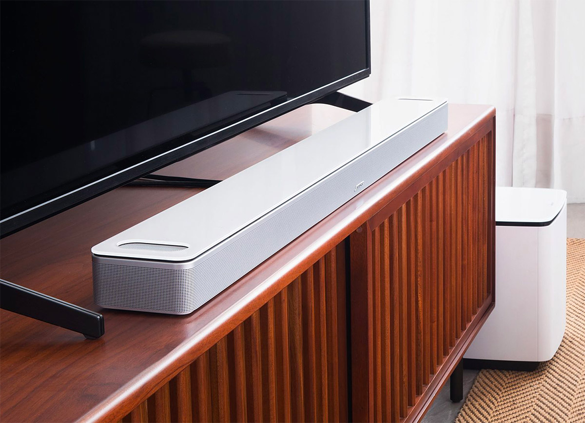 Bose Brings Dolby Atmos To Smart SoundBar 900 at werd.com