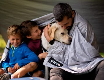 Warm-Up Outdoors with the Culla Camp Blanket