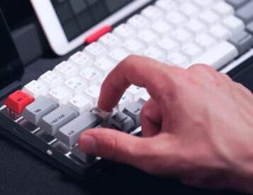 Epomaker's NT68 is a Portable Mechanical Keyboard