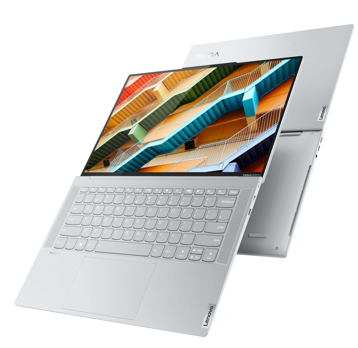 Enlightening Laptop: Lenovo Yoga Slim 7 Carbon at werd.com