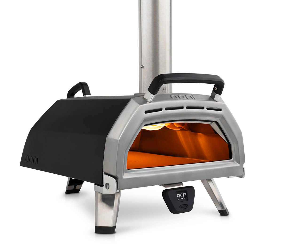 This Pizza Oven is The One at werd.com