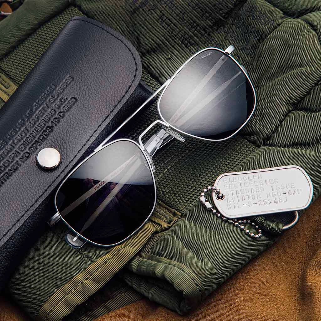 Randolph Revives An Iconic Aviator at werd.com