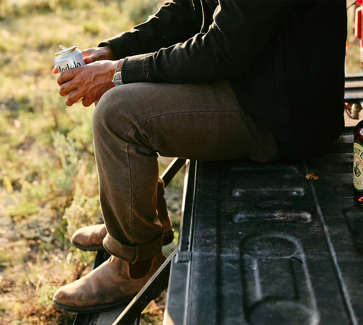 The Rover Pant is a Great Fit for Everyday Wear at werd.com