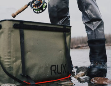 Carry It All in Rux Collapsible Totes