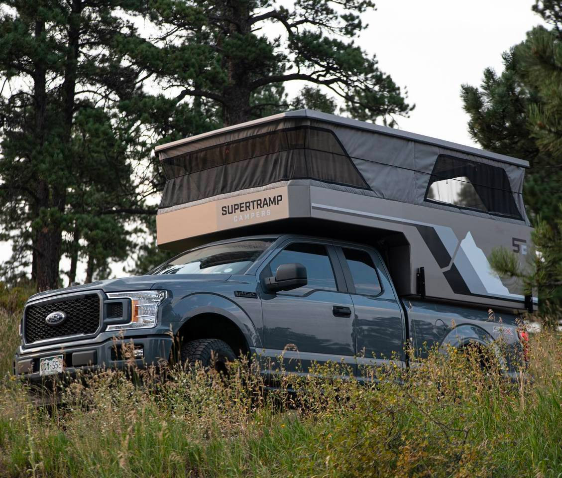 Supertramp Introduces LT Fiberglass Camper at werd.com