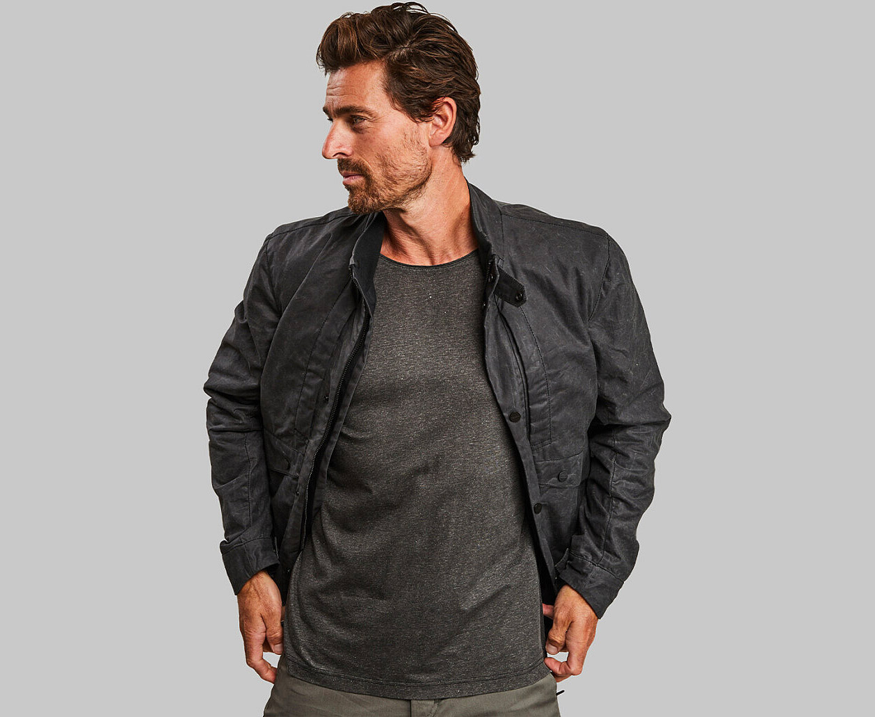 Vollebak's Military-Inspired Planet Earth Jacket at werd.com