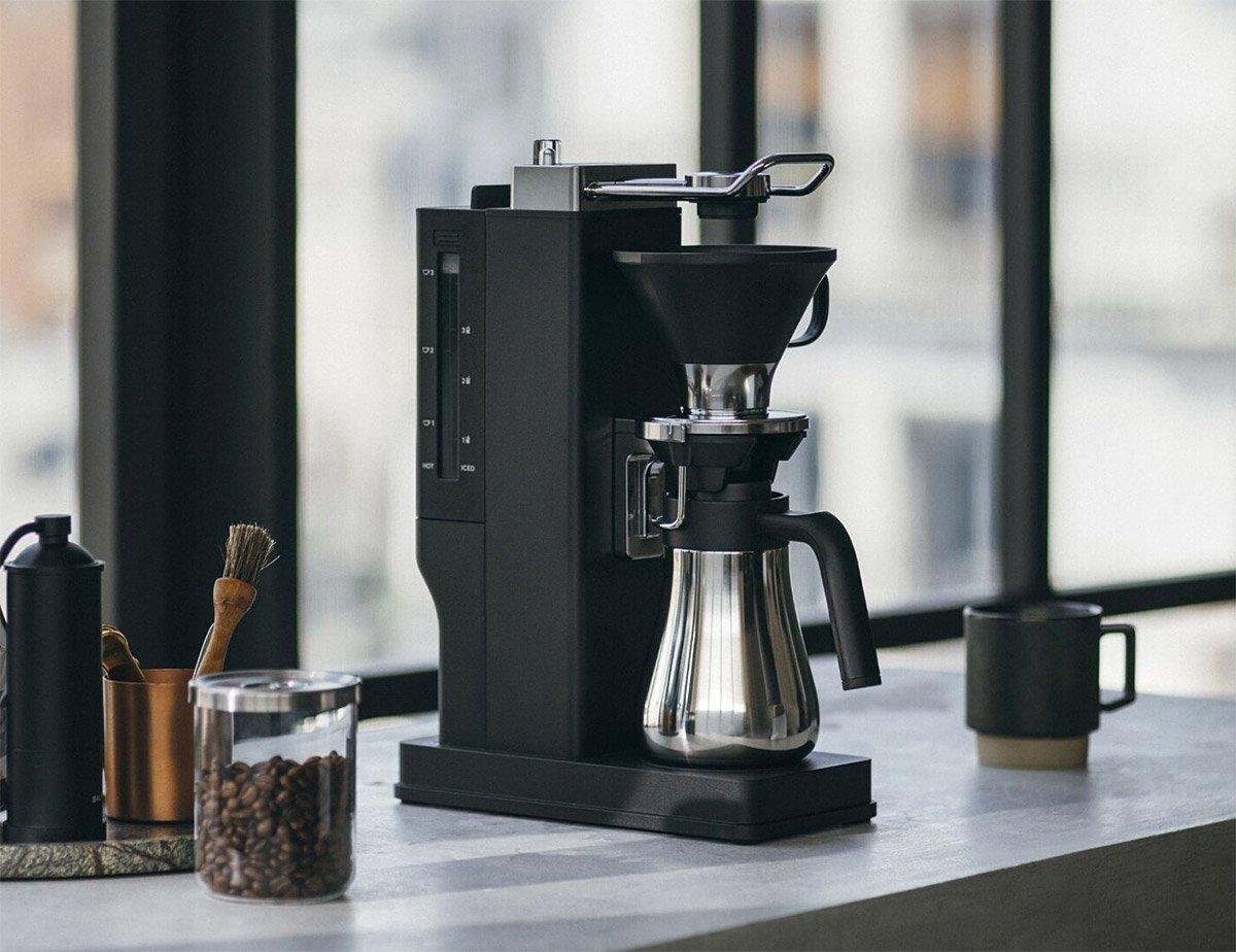 Balumda Introduces 'The Brew' Drip Coffeemaker at werd.com