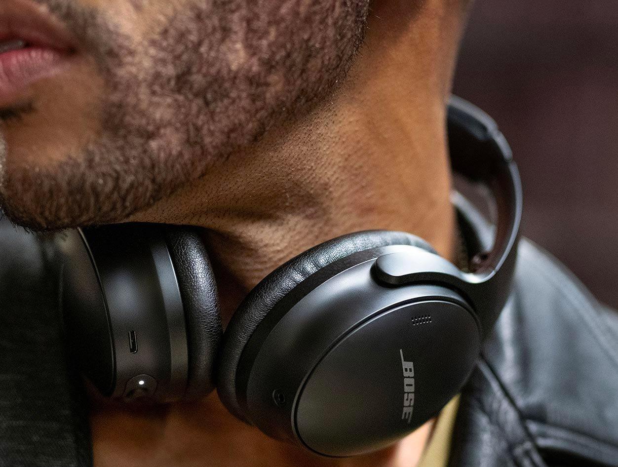 Bose Introduces QuietComfort 45 Headphones at werd.com