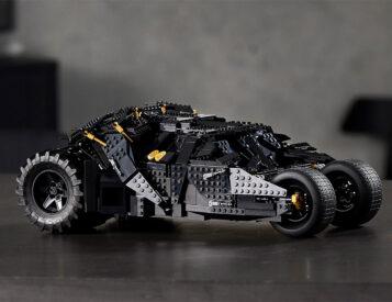 LEGO Unveils Batmobile Dark Night Tumbler