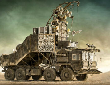 <i>Mad Max: Fury Road</i> Rigs Go Up for Auction