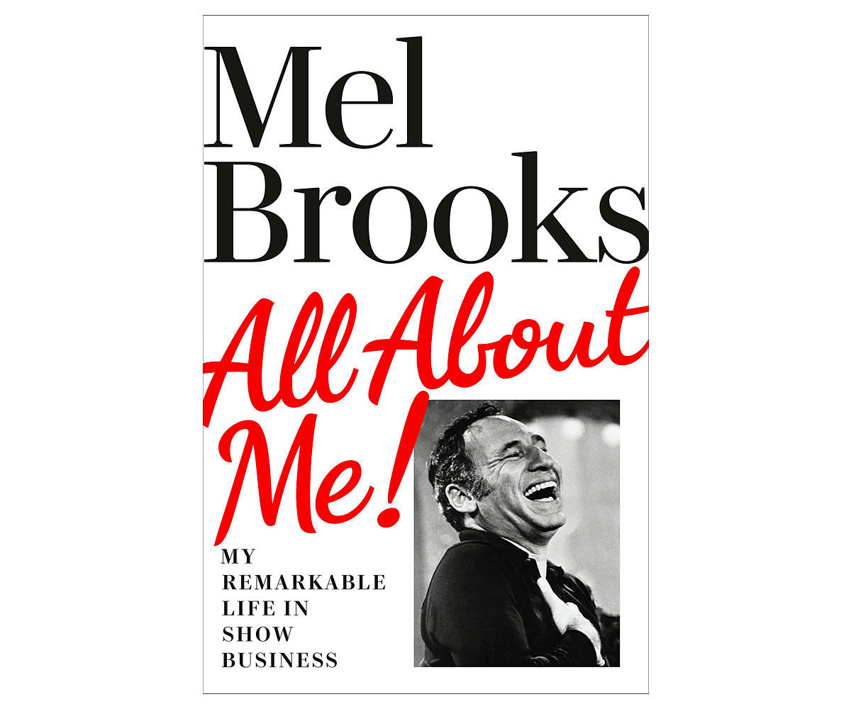 All About Me!: My Remarkable Life in Show Business at werd.com
