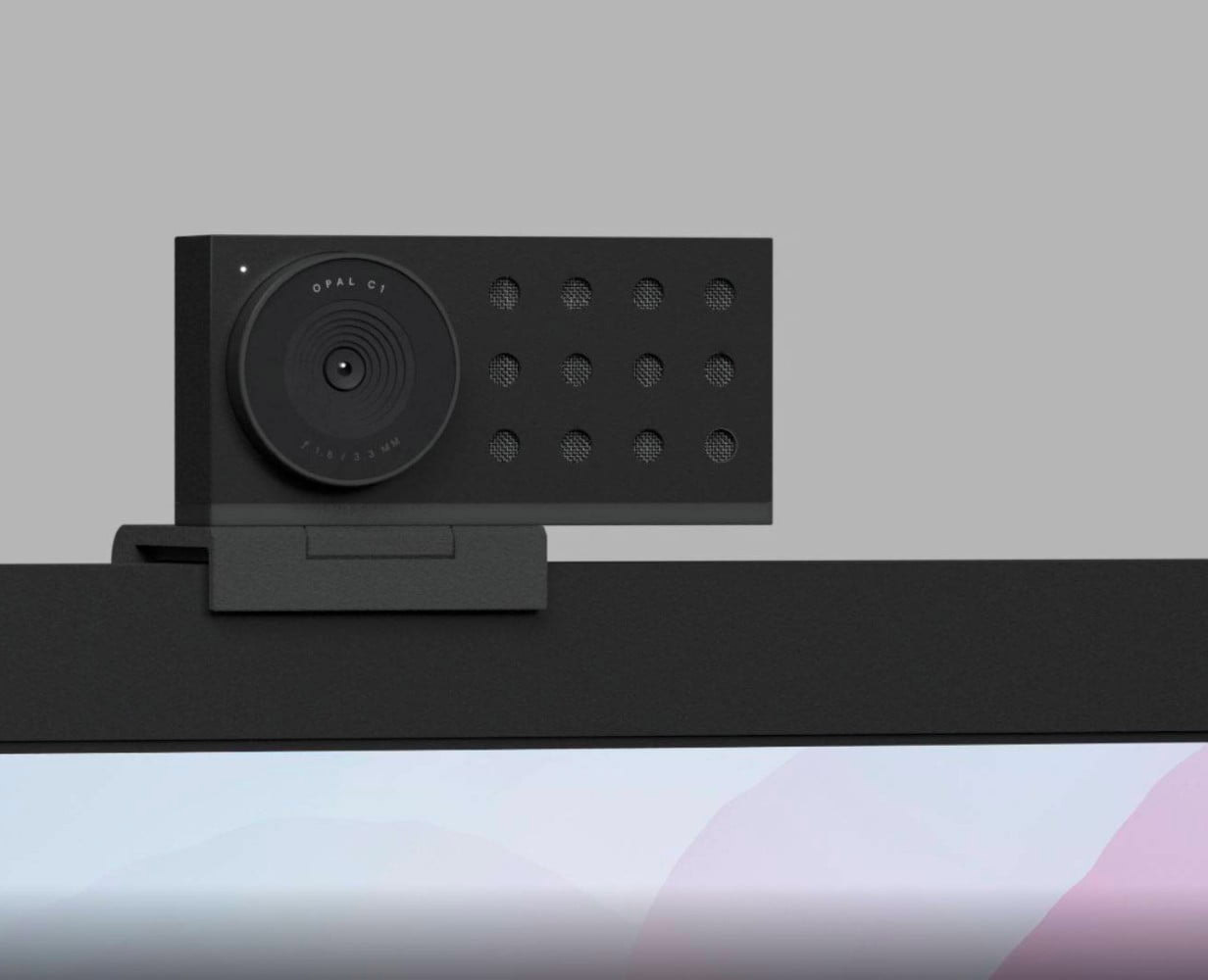 Upgrade Your Mac's Webcam Quality with the Opal C1 at werd.com