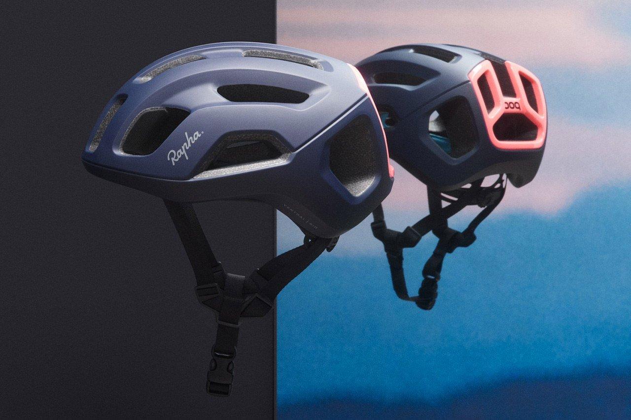 POC & Rapha Team Up On Limited Helmet Capsule at werd.com
