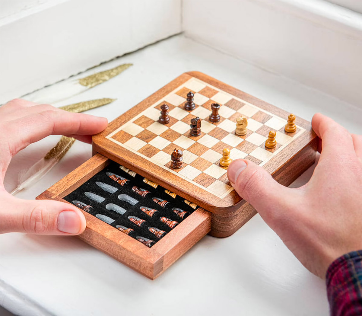 A Proper Chess Match Can Happen Anywhere at werd.com