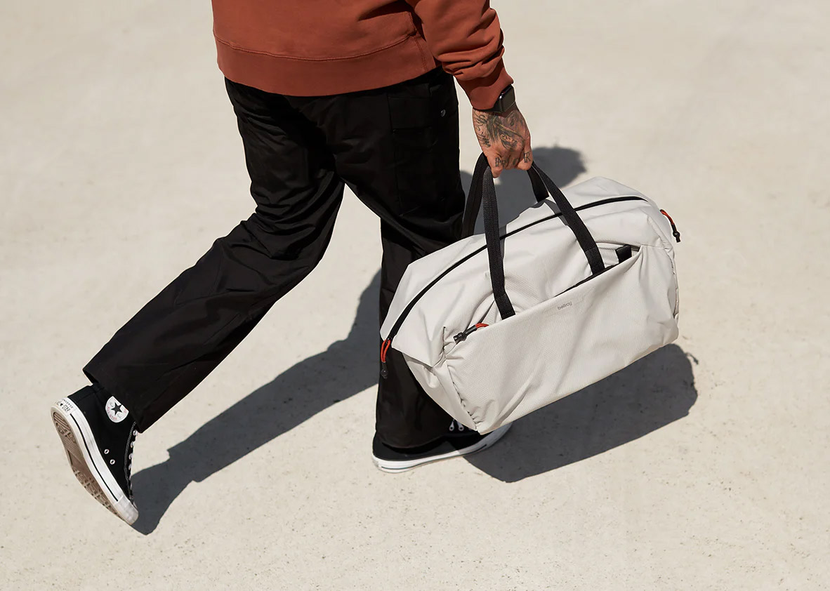 Travel Lite with New Bellroy Bags at werd.com