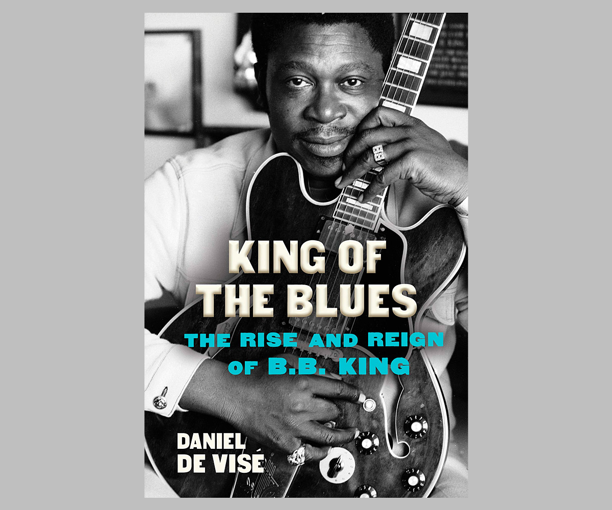 King of the Blues: The Rise and Reign of B.B. King at werd.com