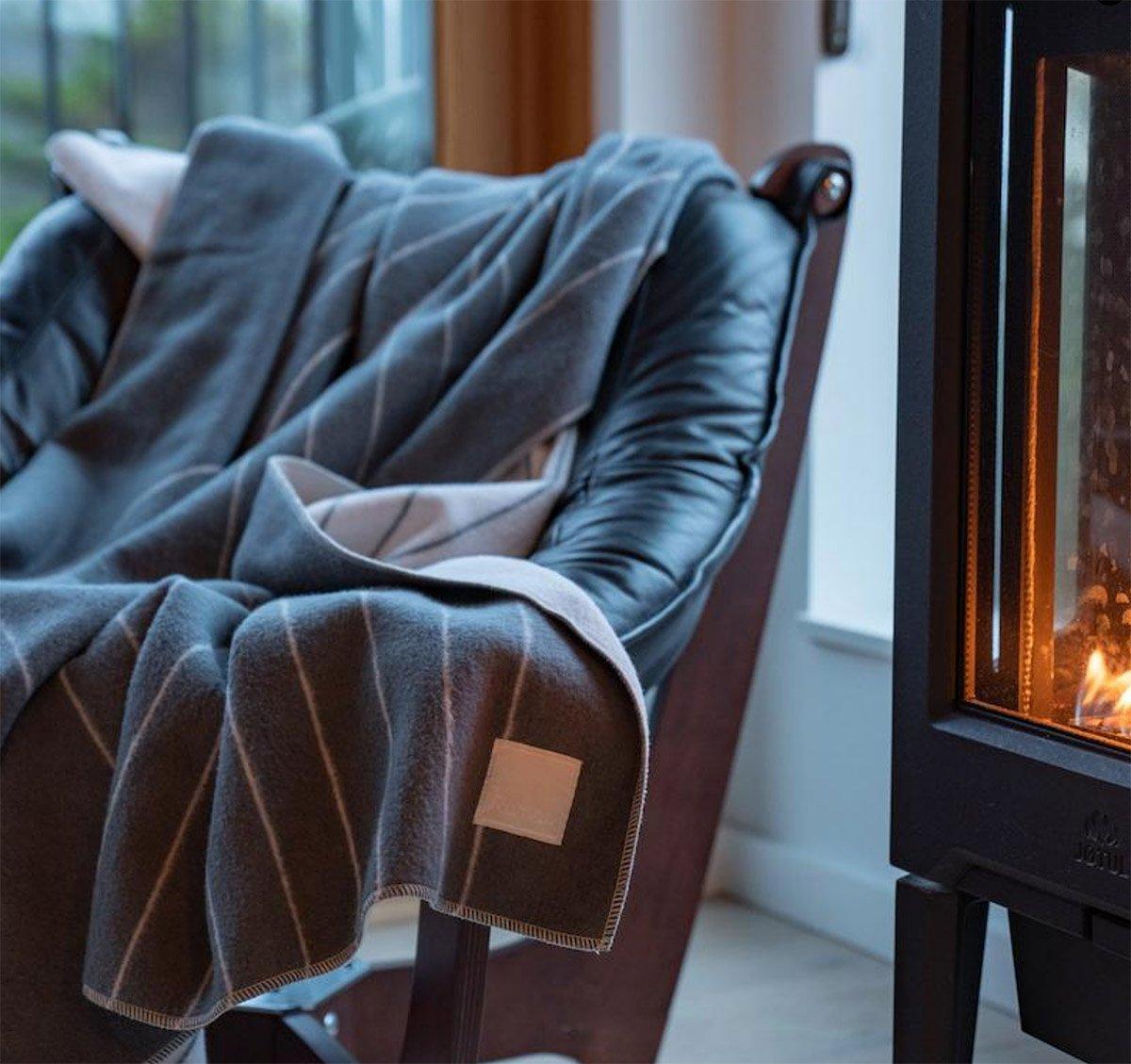 Warm Up for Winter with Rumpl's Merino Wool Blankets at werd.com
