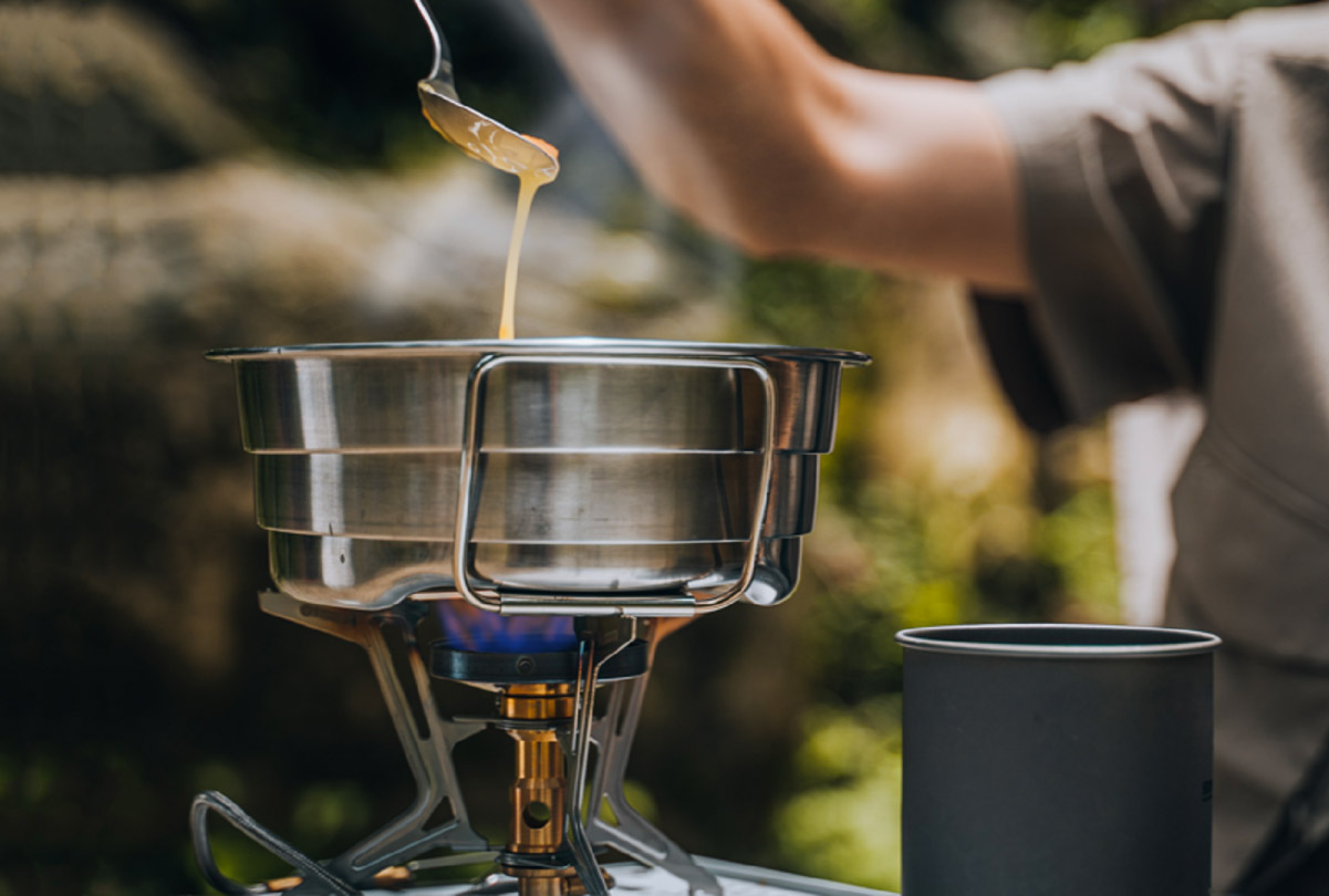 Pack Smarter with Collapsible Camp Cookware at werd.com