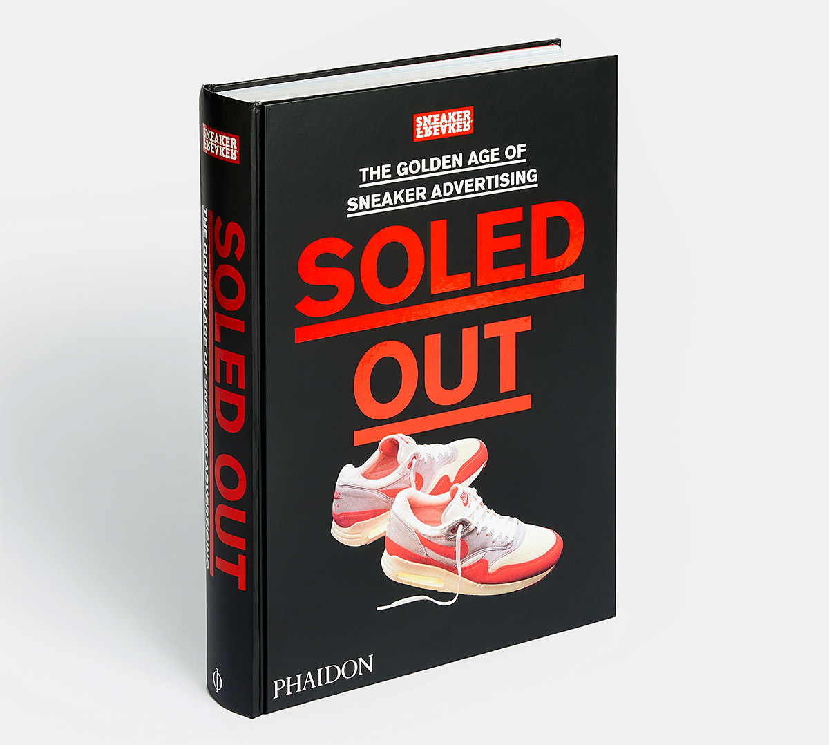Soled Out: The Golden Age of Sneaker Advertising at werd.com