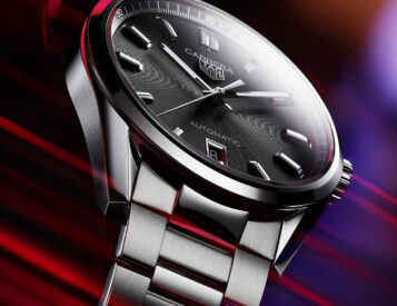 TAG Heuer Introduces Revised Carrera Three Hand Collection