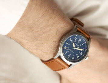 Timex Introduces Solar-Powered Expedition North Line