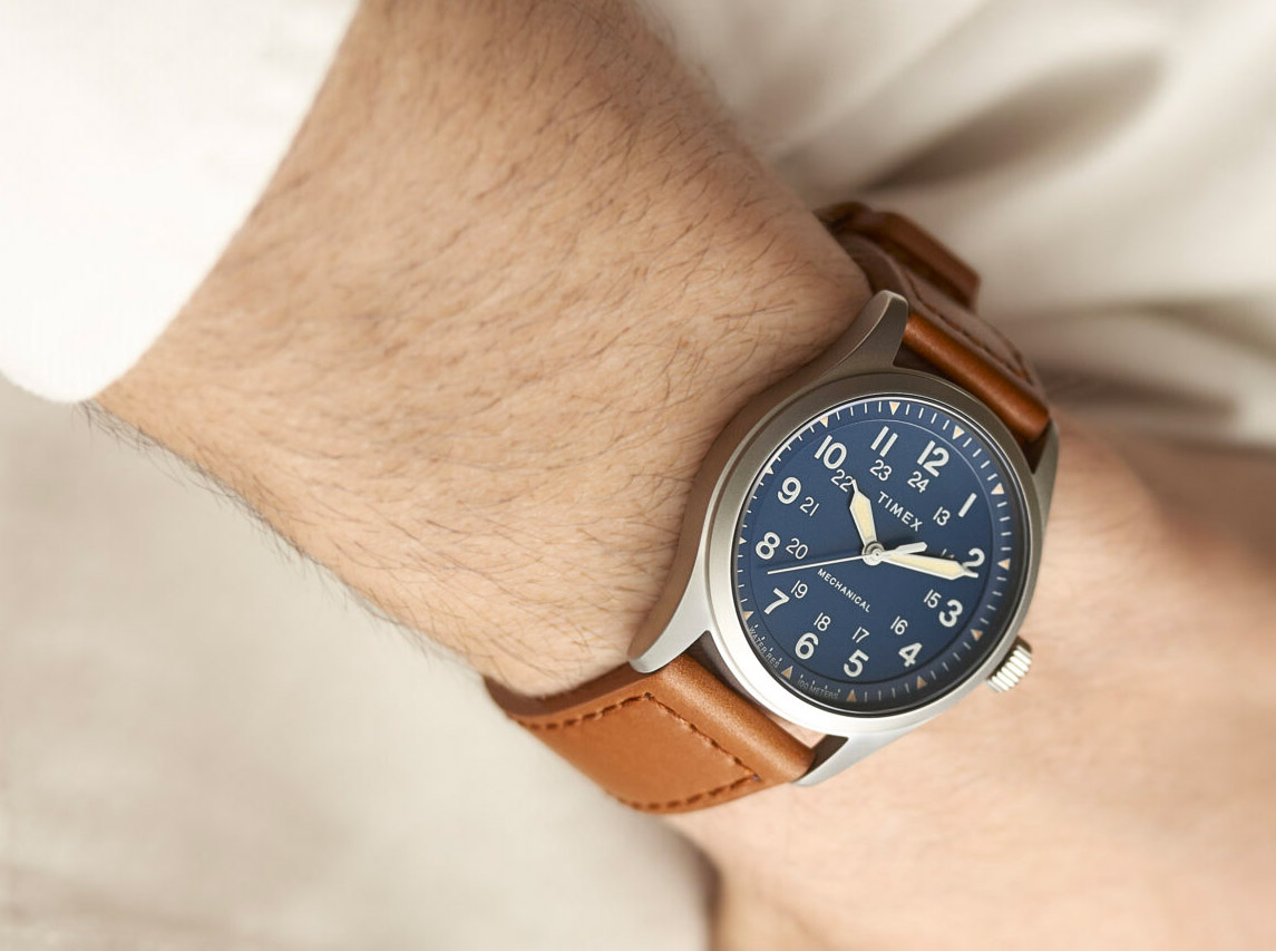 Timex Introduces Solar-Powered Expedition North Line at werd.com
